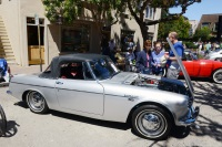 1967 Datsun 1600.  Chassis number 14328
