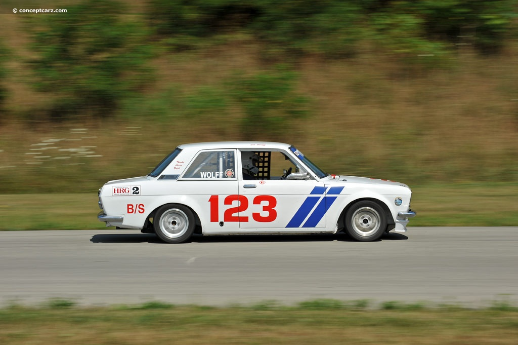 1972 Datsun 510 History, Pictures, Value, Auction Sales, Research ...