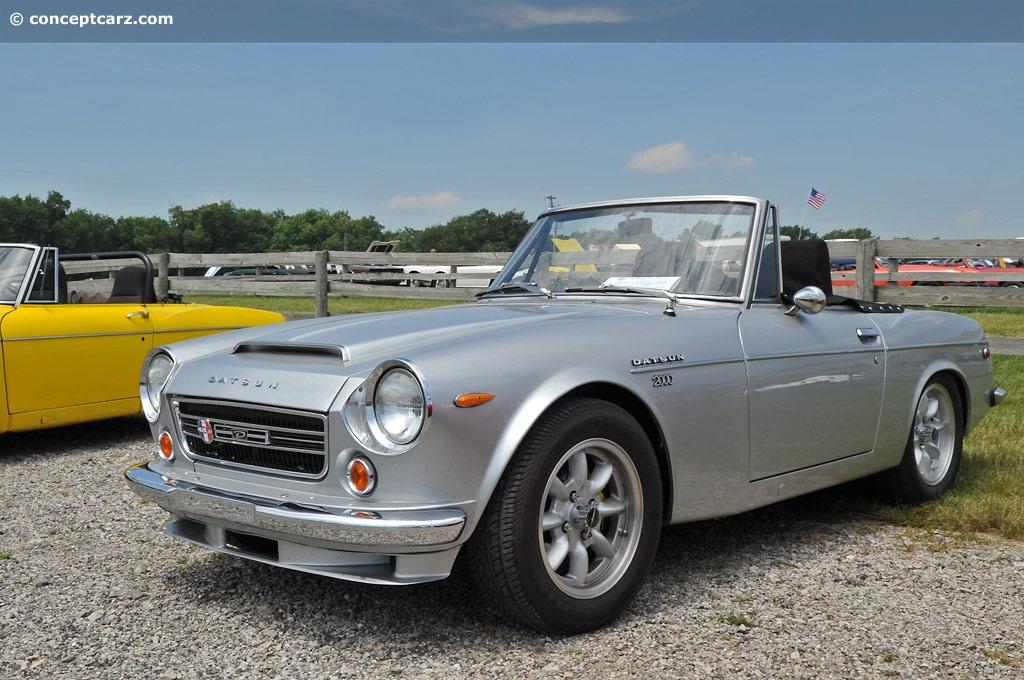 1969 Datsun 2000 Image