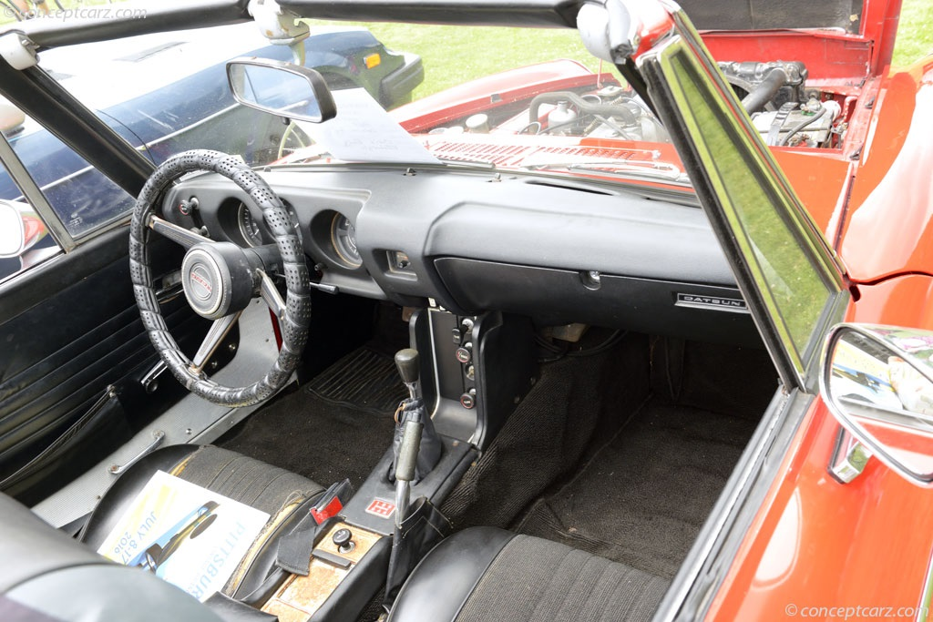 1969 Datsun 2000.  Chassis number 11154