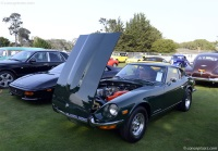 1970 Datsun 240Z.  Chassis number HLS3004359