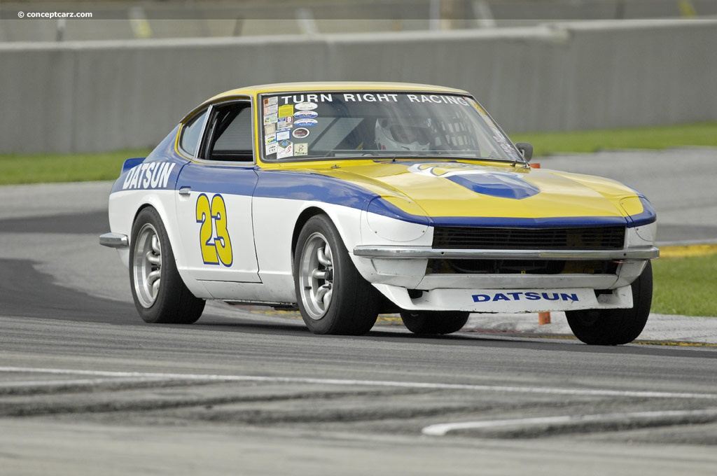 Auction Results and Sales Data for 1970 Datsun 240Z