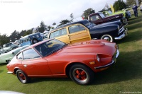 1971 Datsun 240Z.  Chassis number HLS3014952