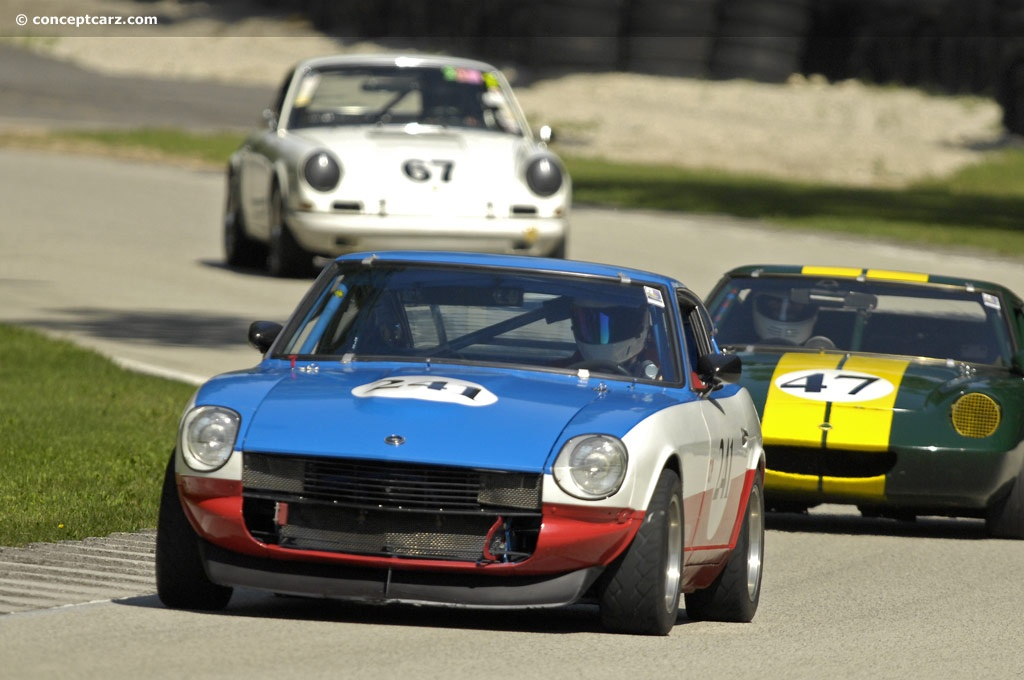 Auction Results and Sales Data for 1972 Datsun 240Z