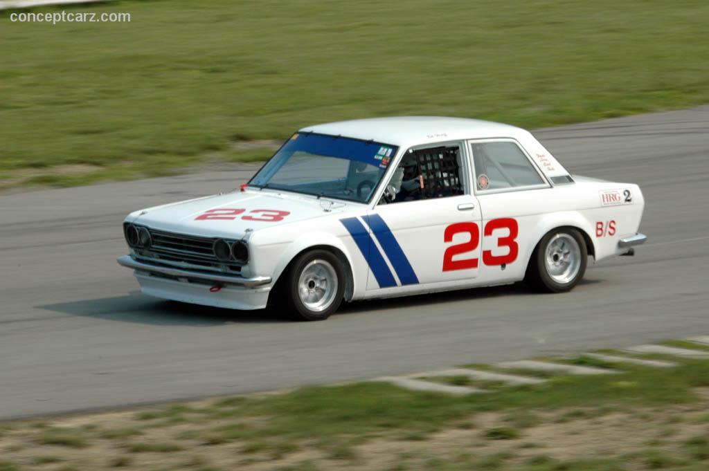 1972 Datsun 510 Image