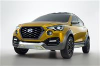 Popular 2015 Datsun GO-cross Concept Wallpaper