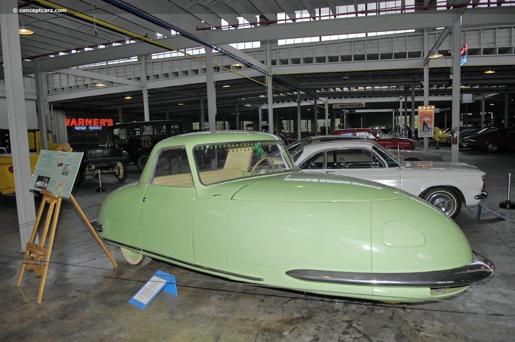1948 davis divan image for Divan cars ovalia 05e
