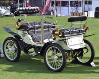 1900 De Dion Bouton Vis-A-Vis