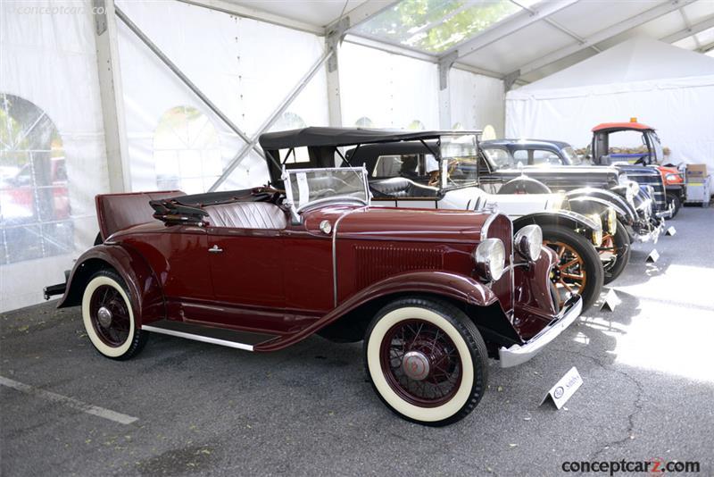 1931 DeSoto Series SA