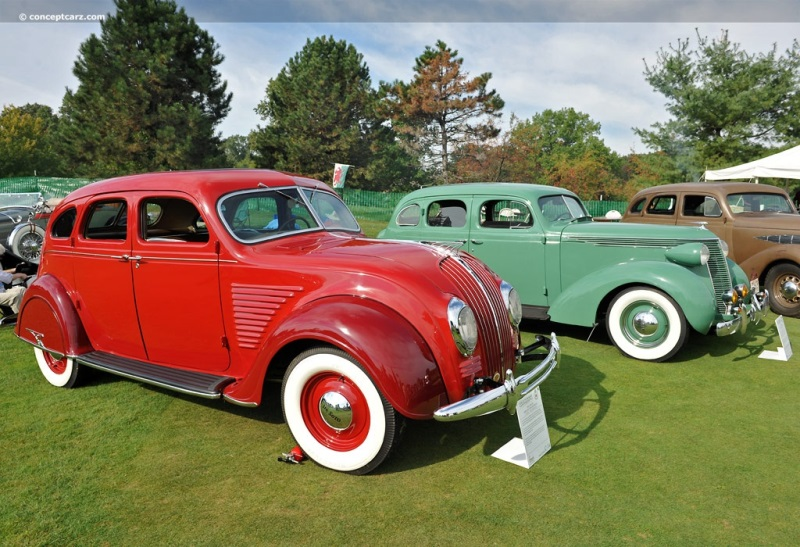 1934 Desoto Airflow Pictures History Value Research News