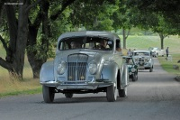 1934 DeSoto Airflow image.