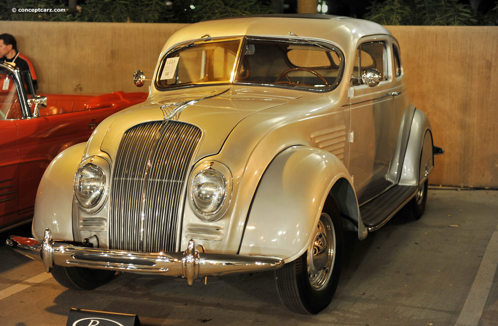 Auction Results And Data For 1934 Desoto Airflow Rm Auctions