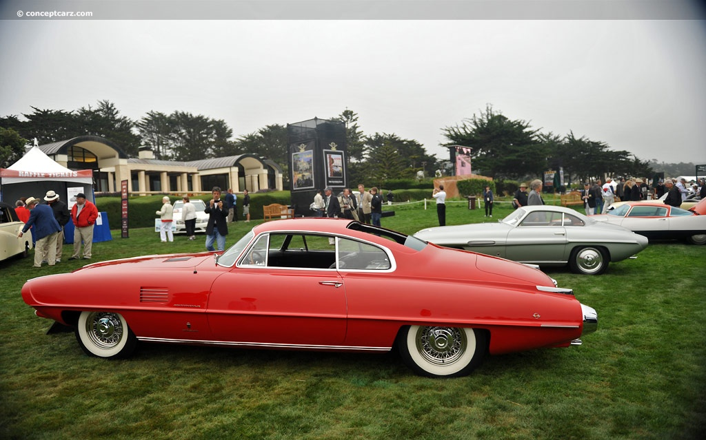 1954 DeSoto Adventurer II Concept History, Pictures, Sales Value, Research and News