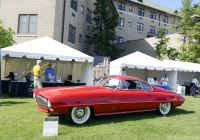 1954 DeSoto Adventurer II Concept.  Chassis number 1493762