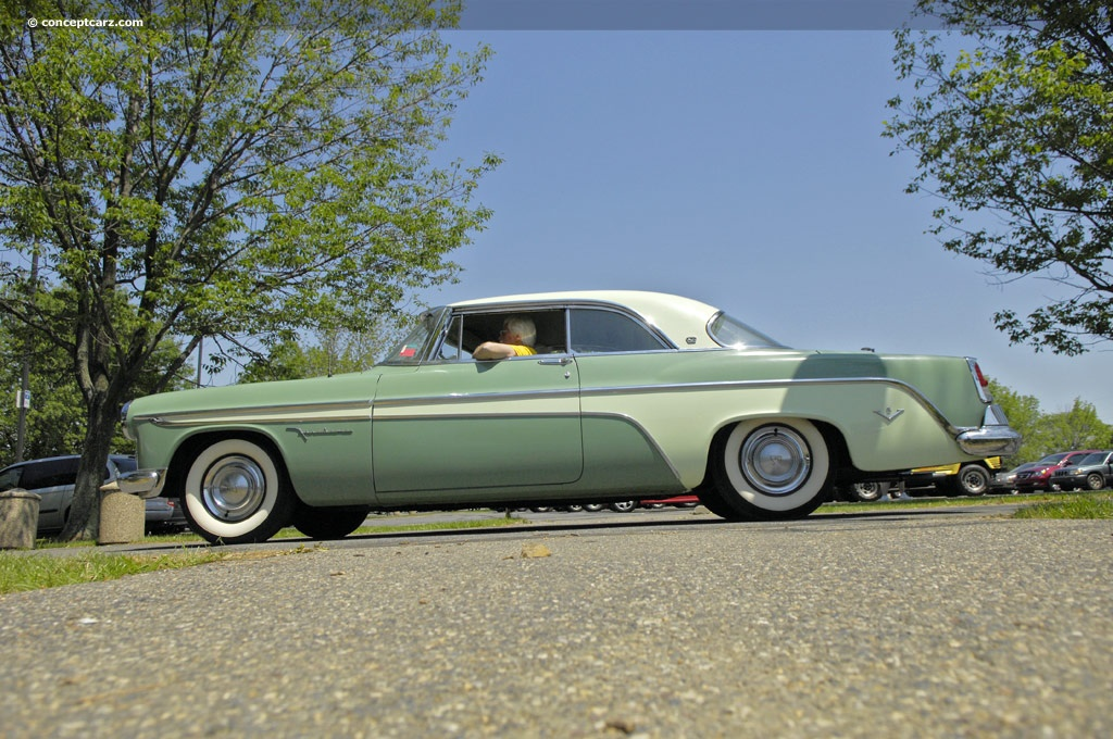 Auction Results And Sales Data For 1955 Desoto Firedome