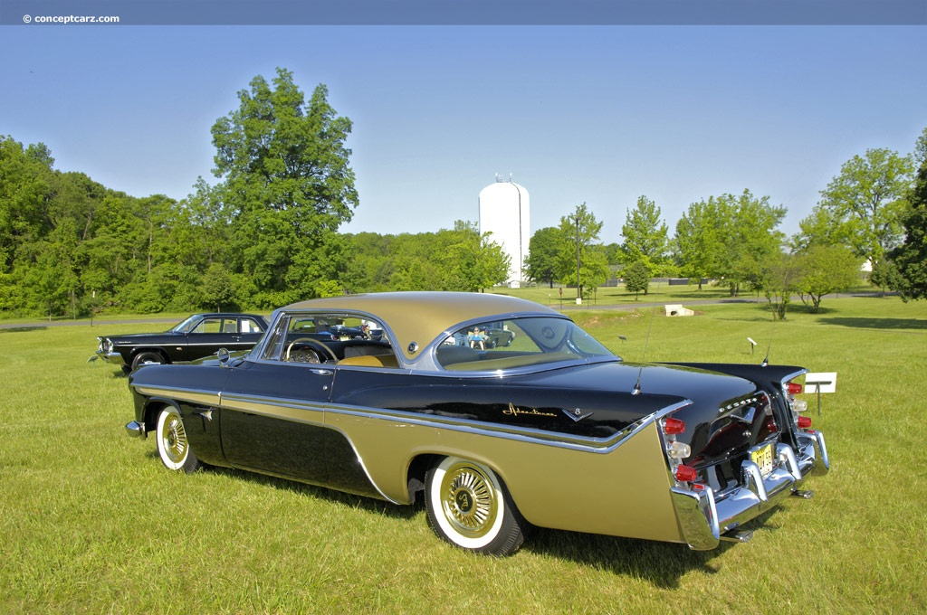Powell Truck Sales >> Auction Results and Sales Data for 1956 DeSoto Firedome