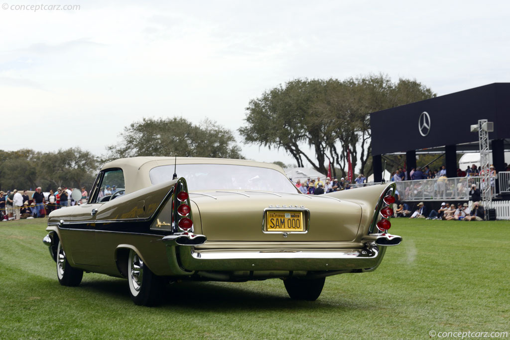 1958 DeSoto Adventurer