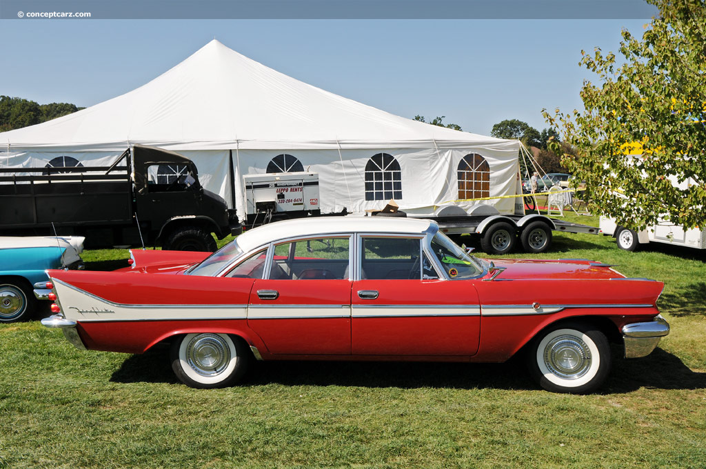 1958 Desoto Fireflite Series Pictures History Value