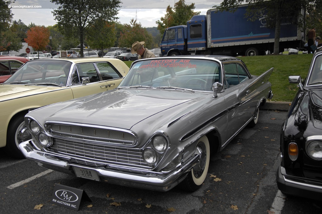 1961 DeSoto Series RS1-L Pictures, History, Value ...
