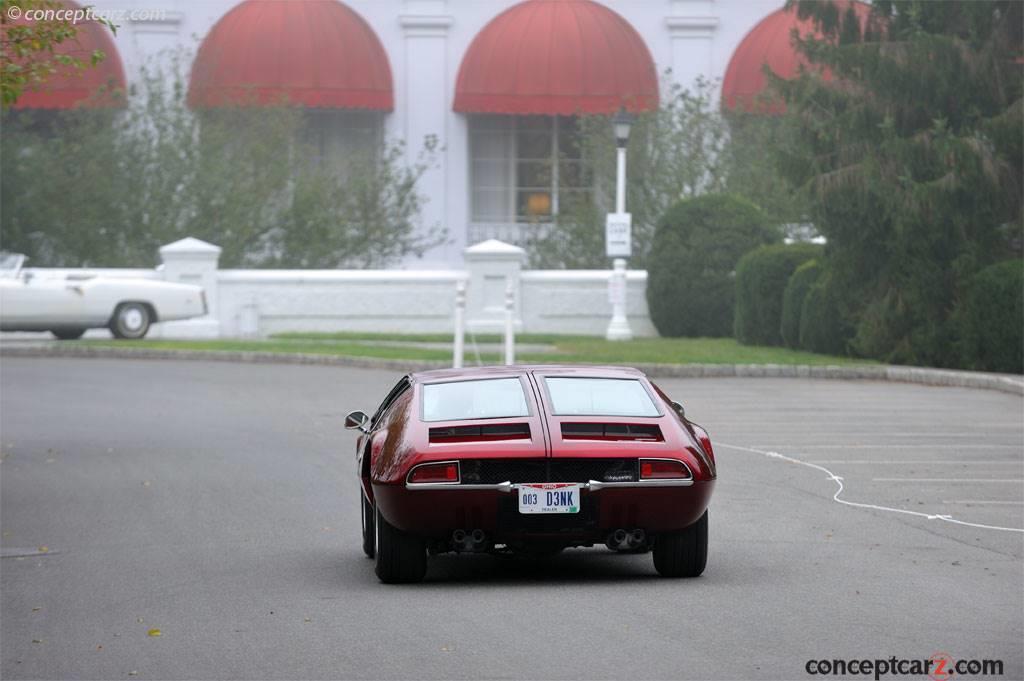 1970 DeTomaso Mangusta GT