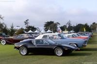 1972 DeTomaso Pantera.  Chassis number THPNMD04315