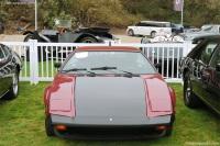1974 DeTomaso Pantera II.  Chassis number THGTPS07226