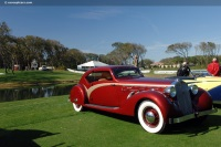 European Custom Coachwork French (1937-1953)