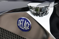1939 Delage D8-120
