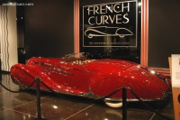 French Curves: The Automobile as Sculpture