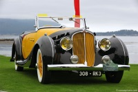 1935 Delahaye Type 135