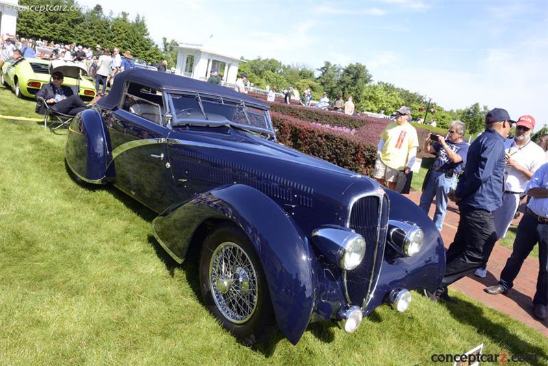 1936 Delahaye Type 135