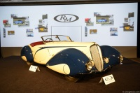 1939 Delahaye Type 135 M.  Chassis number 48667