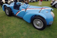 1937 Delahaye Type 145.  Chassis number 48771