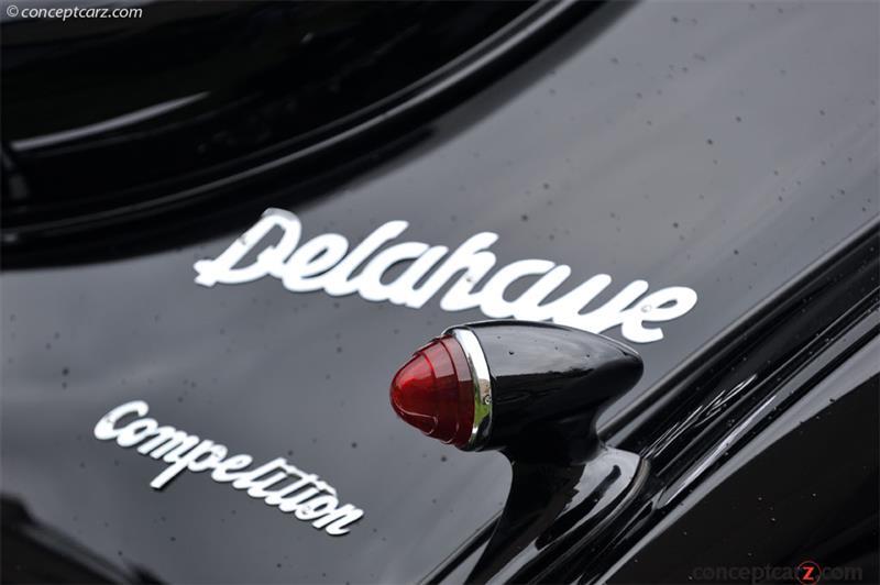 1938 Delahaye Type 135