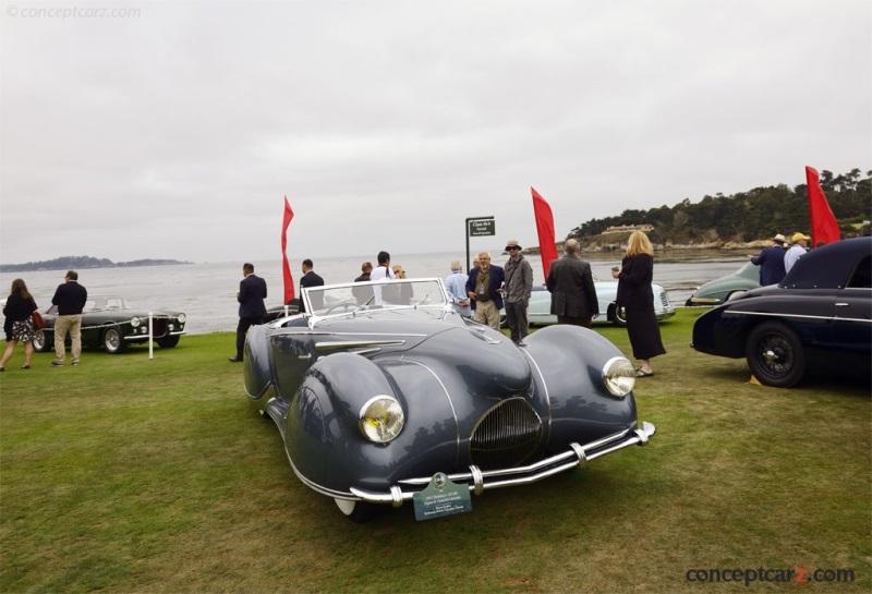 1947 Delahaye Type 135 M