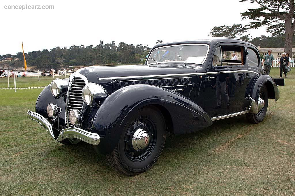 1947 Delahaye 135 M Image Chassis Number 800605