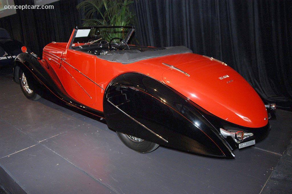 1947 Delahaye 135 MS