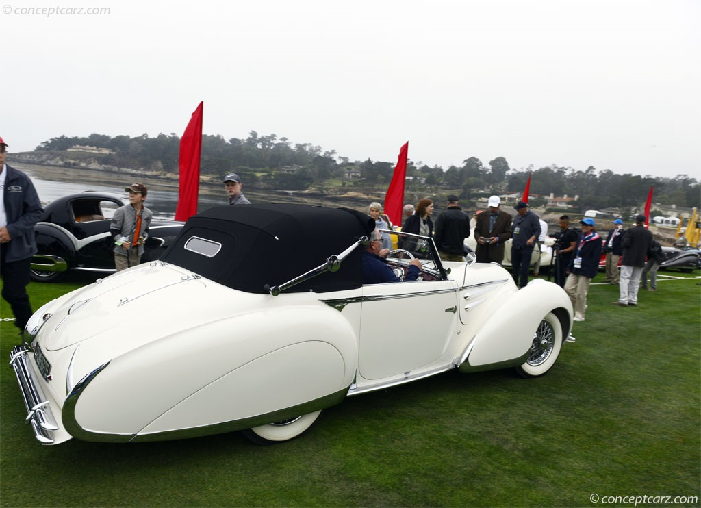 1948 Delahaye 135 M Image Chassis Number 800998