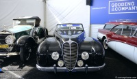 1948 Delahaye 135 MS.  Chassis number 801210