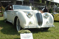 1948 Delahaye 135 M.  Chassis number 800998