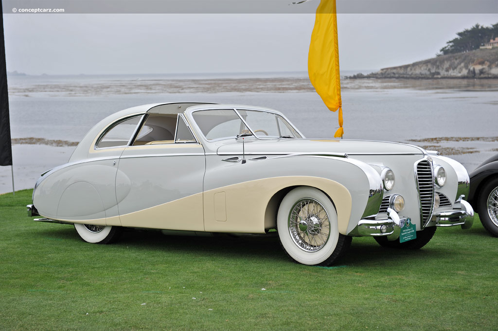 1949 Delahaye 135m Pictures History Value Research News Conceptcarz Com