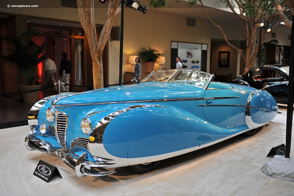 1949 Delahaye Type 175 History Pictures Value Auction Sales Research And News