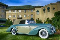 1949 Delahaye Type 135M.  Chassis number 801221