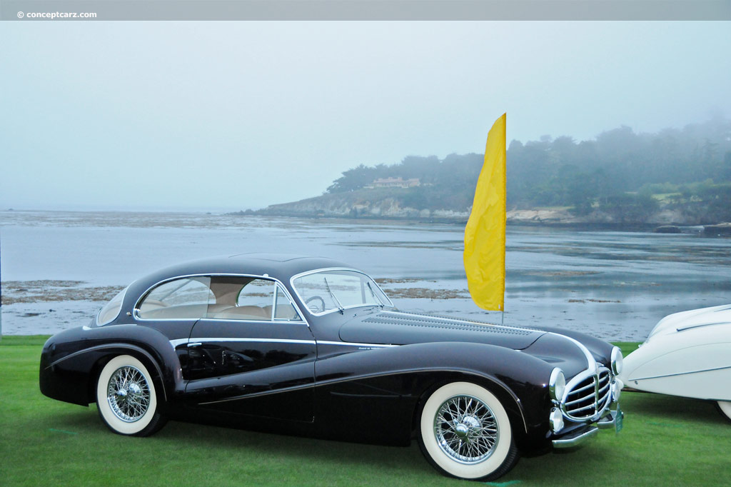 1953 Delahaye 235m History Pictures Value Auction Sales Research And News