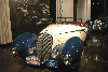 Chassis information for Delahaye Type 135 M
