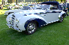 Chassis information for Delahaye 135 M