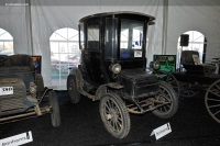 1910 Detroit Electric Model D.  Chassis number 1886