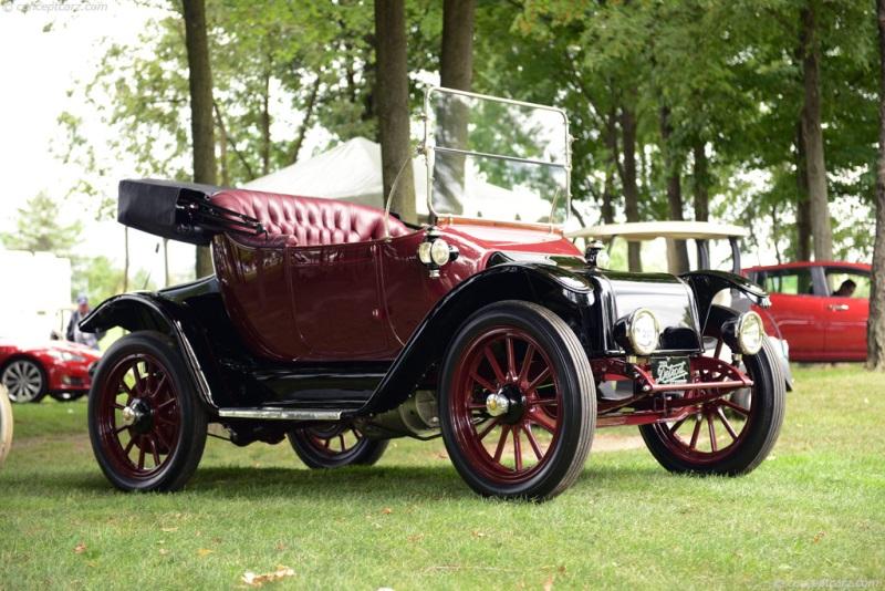 1914 Detroit Electric Model 46