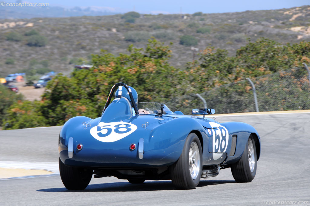 1958 Devin SS