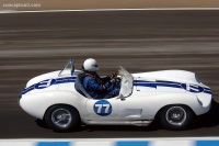 1955-1960 Sports Racing Cars Over 2500cc